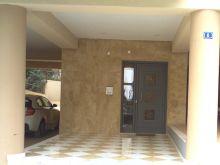Η είσοδος της οικοδομής - 40 Εκκλησιές Θεσσαλονικης