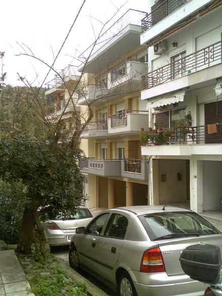 Οικοδομή - 40 Εκκλησιές, Αγίου Παύλου Θεσσαλονίκης
