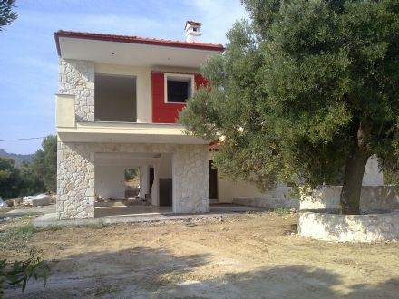 Κατοικία Ν. Σκιώνη Κασσάνδρα Χαλκιδικής