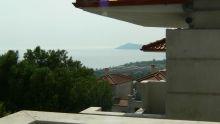 Η θέα από τις μεζονέτες - Ν. Σκιώνη Κασσάνδρα, Χαλκιδικής